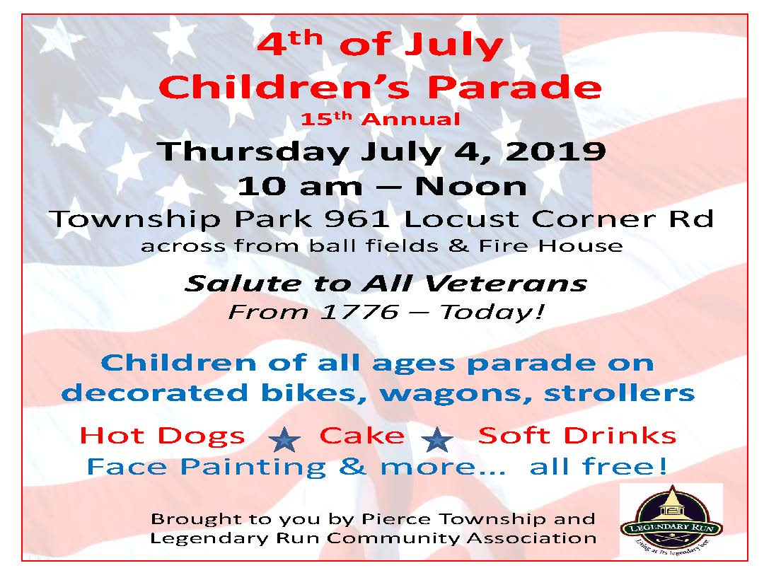 4th of July Children's Parade