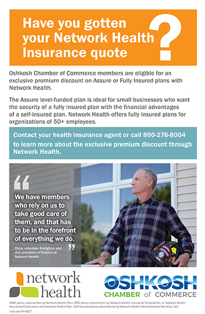 Have you gotten your Network Health Insurance quote?